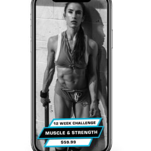 Muscle and Strength iPhone $59.99