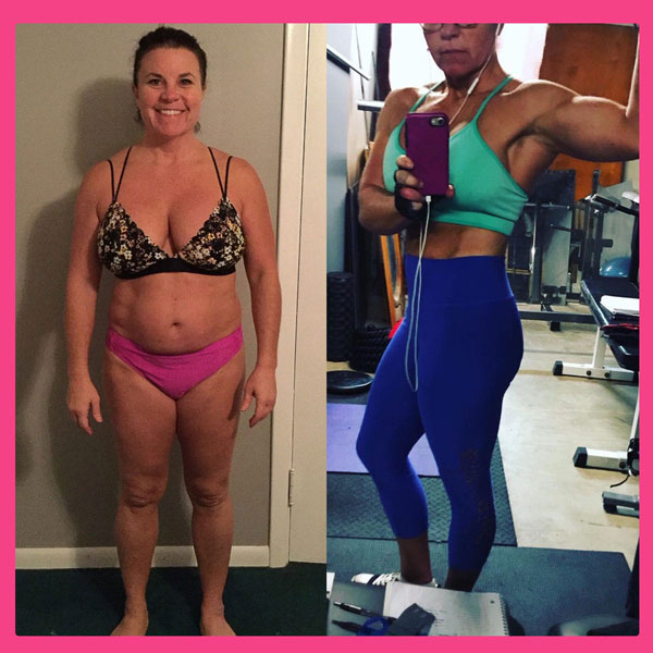 Body by Pauline Leg Workouts for Women 6 month results