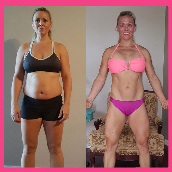 Body by Pauline Leg Workouts for Women and Full Body Transformation