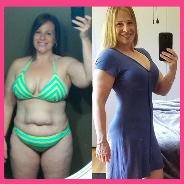 Body by Pauline Leg Workouts for Women and Full Body Transformation with a Diet Plan