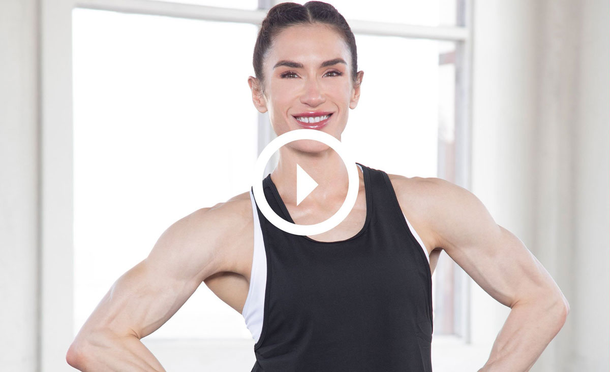 Body By Pauline Full-Body Transformation Video