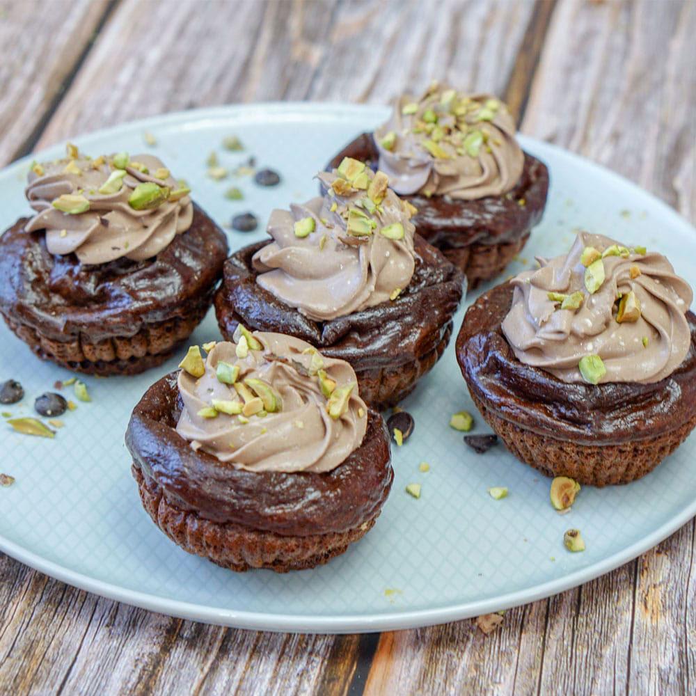 Body by Pauline Meal Diet Plan Cupcakes