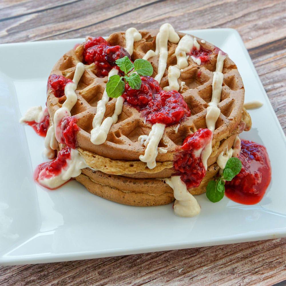 Body by Pauline Meal Diet Plan waffles