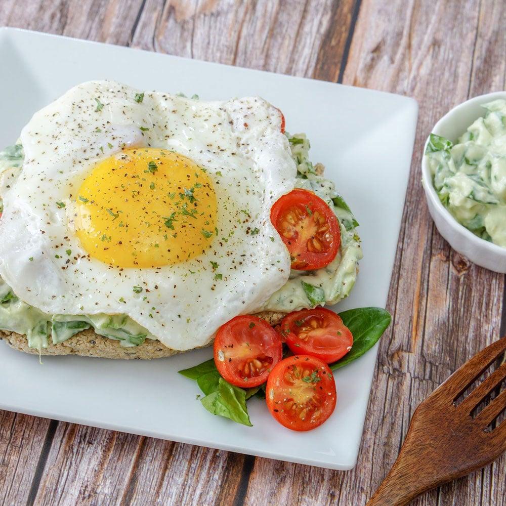 Body by Pauline Meal Diet Plan Toast