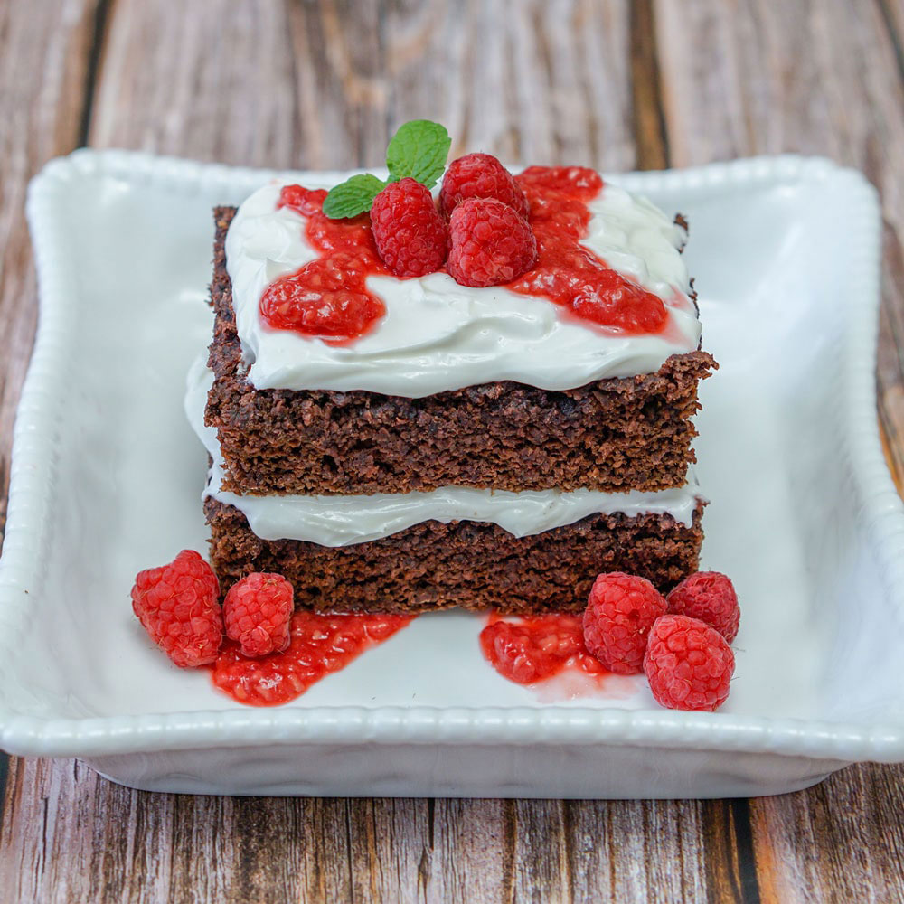 Body by Pauline Meal Diet Plan Chocolate Cake