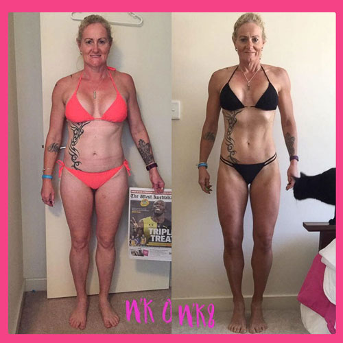 Body by Pauline Full Body Transformation for Women