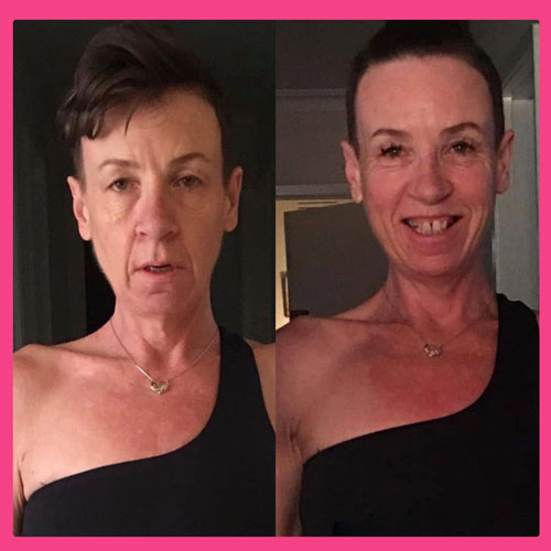 Results of Body By Pauline Diet Plan