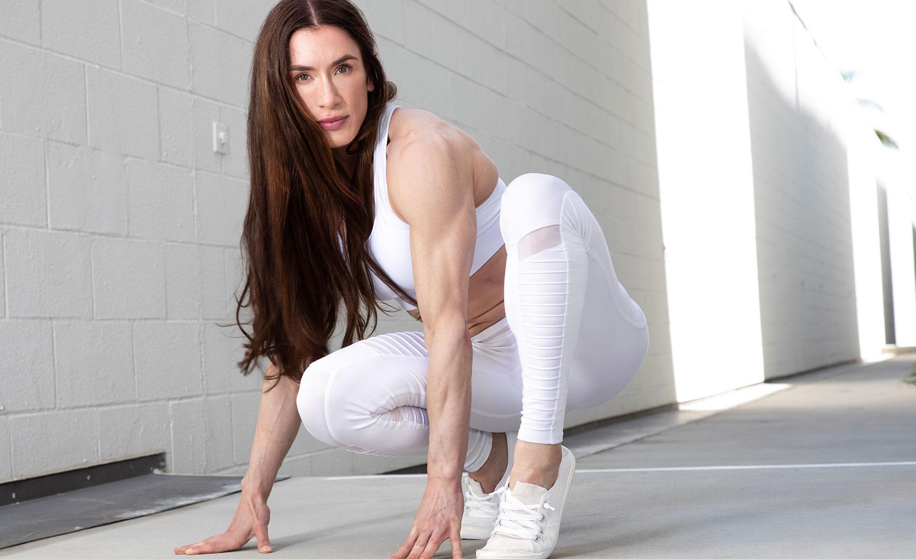 Body by Pauline leg workouts for women